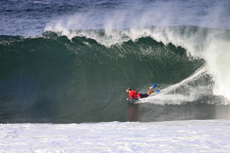Itacoatiara Pro: great waves, great rides | Photo: D'Andrea/APB