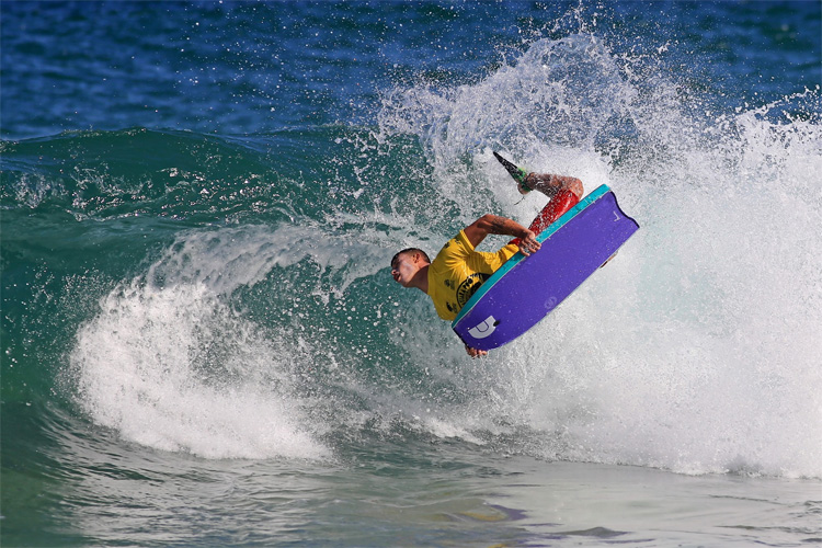 2019 Itacoatiara Pro Trials: eight bodyboarders will join the elite in the main event