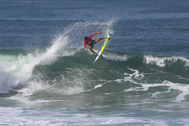 Italo Ferreira: confident and consistent | Photo: Smorigo/WSL