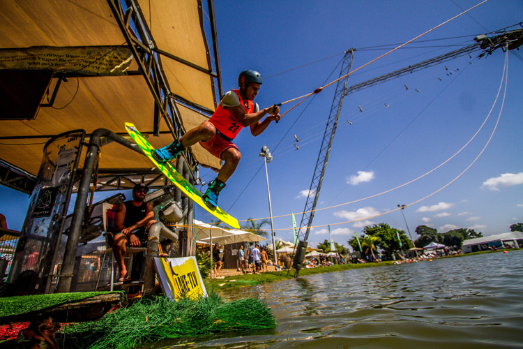 All Set For The 2016 Iwwf Cable Wakeboard World Championships