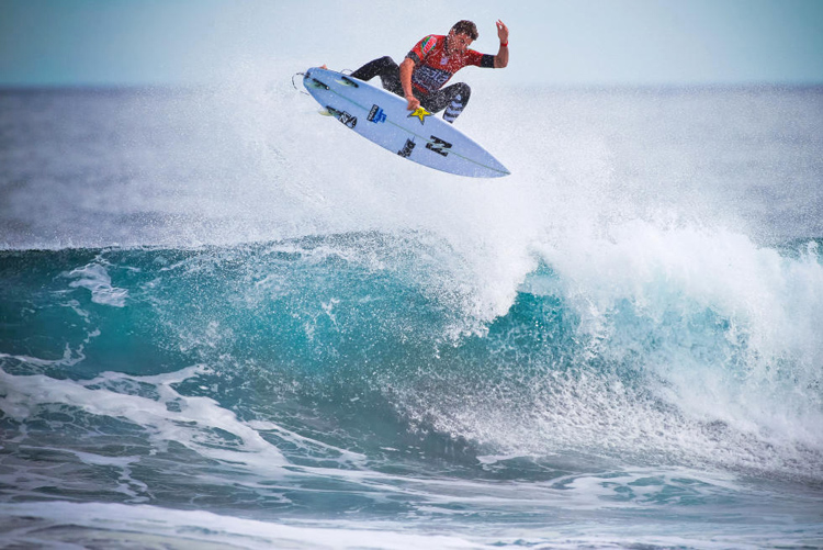 Jack Freestone: a tasty win in the Azores | Photo: Masurel/WSL