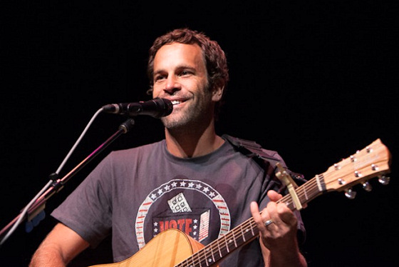 Jack Johnson: helping the victims of Hurricane Sandy