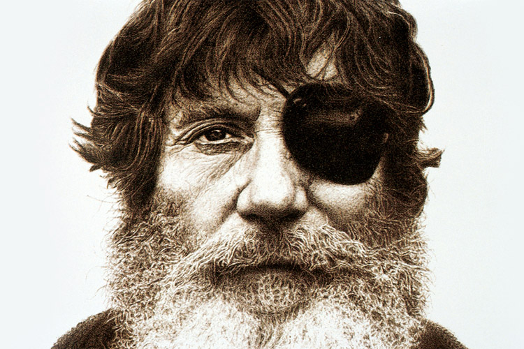 Jack O'Neill: the eye patch-wearing surfing legend introduced wetsuits in the cold waters of the world