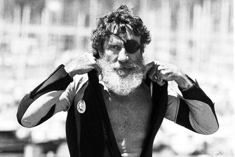 Jack O'Neill: the inventor of the modern wetsuit
