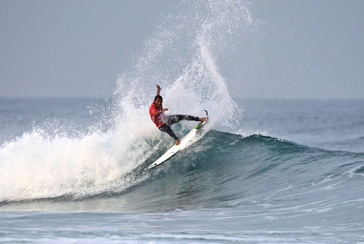 Jadson Andre: power and commitment | Photo: ASP/Masurel