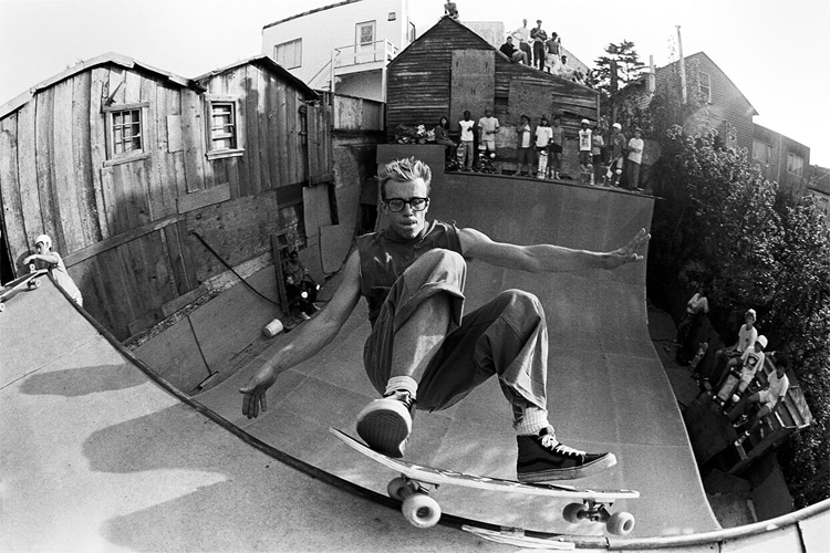 Jake Phelps: the passion for skateboarding shaped him as a professional | Photo: Thrasher