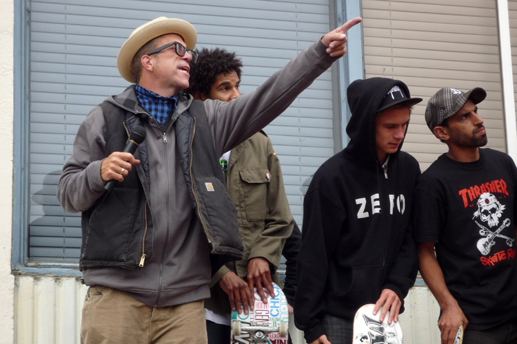 Jake Phelps: he dedicated 27 years of his life to Thrasher magazine | Photo: Creative Commons