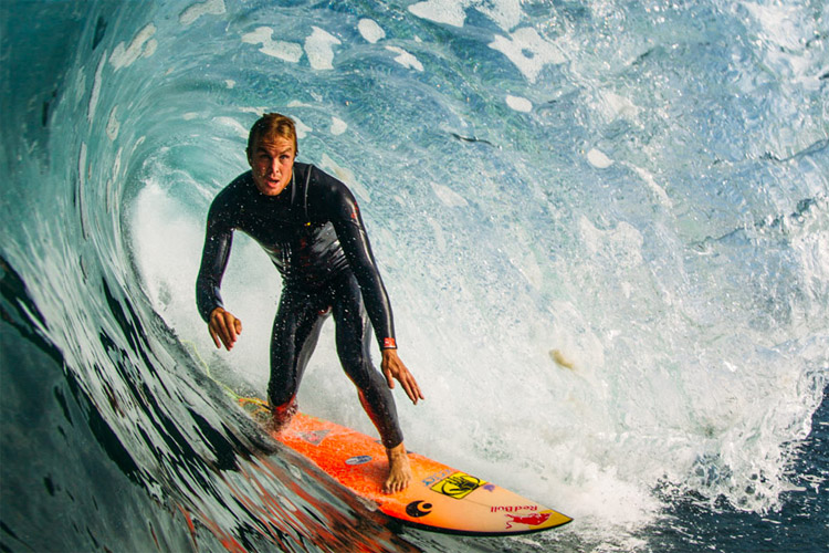 Jamie O'Brien: he surfs for Body Glove | Photo: Body Glove