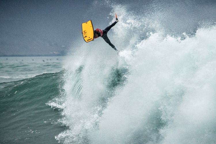 Jared Houston: he might be the first South African world bodyboarding champion since Andre Botha in 1999 | Photo: Jimenez/APB