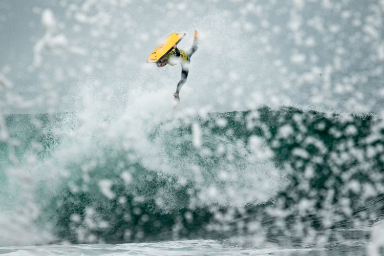 Jared Houston: high and dry | Photo: Jimenez/APB Tour