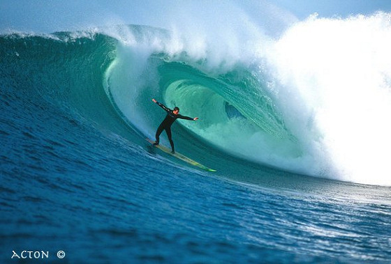 Jay Moriarty: he lived the feeling of Mavericks