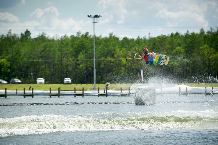 JD Webb: he finished third at the 2016 Nautique Wake Open | Photo: WWA