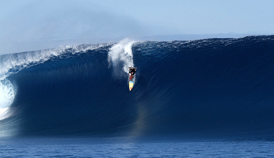Jeff Rowley: fearless Australian big wave surfer