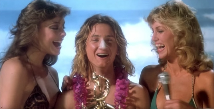 Jeff Spicoli: Sean Penn should have been a pro surfer