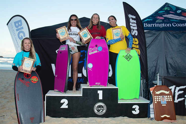 2019 Jeff Wilcox Memorial: Lilly Pollard won the open women's division | Photo: PMBA