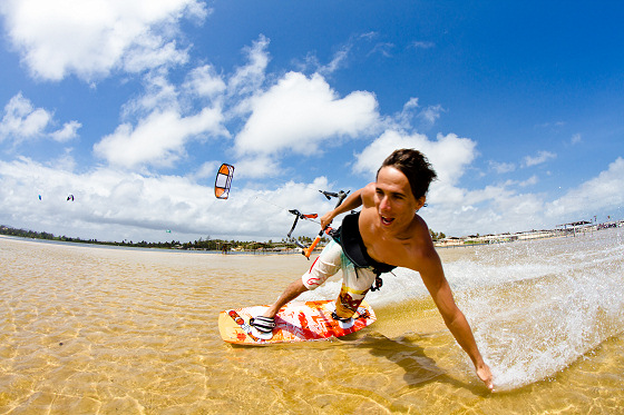 Jeremie Tronet: collecting kiteboarding photos for six years