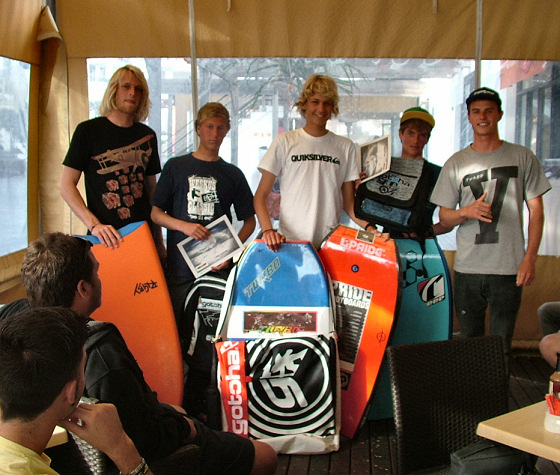 King of the Groms: the Under 20's kingdom