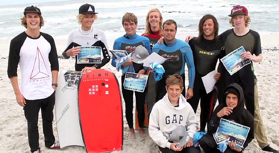 Jerry's Grom Bash 2012: the future of South African bodyboarding