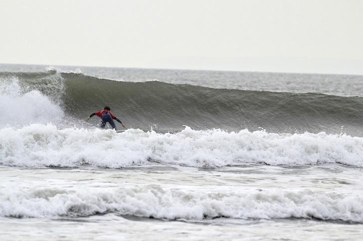 22nd Jesus Surf Classic: wall ahead | Photo: Surfing GB