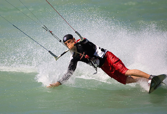 Jim Bones: kiteboarding since 1996