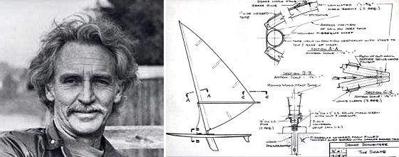 Jim Drake: the co-inventor of the Windsurfer and father of modern windsurfing
