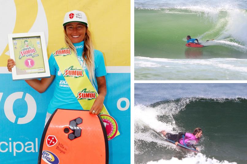 Joana Schenker: ready for the World Tour | Photos: Miss Sumol Cup