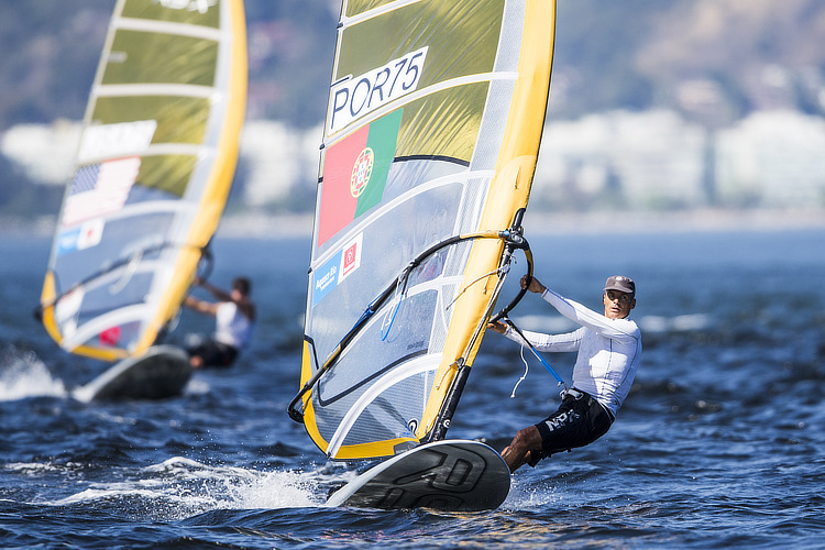João Rodrigues: the Portuguese will be making his 7th appearance in the Olympic Games | Photo: World Sailing