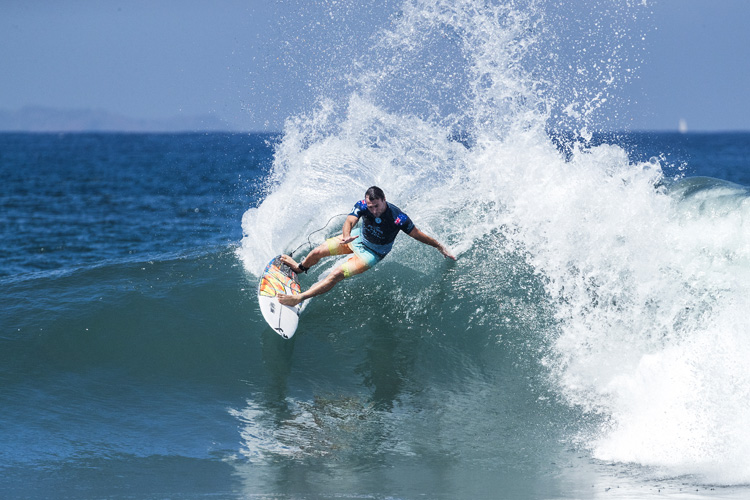 Joel Parkinson: his latest CT win was the 2013 Oakley Bali Pro | Photo: Cestari/WSL