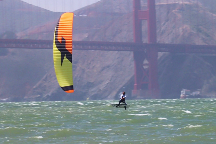 Joey Pasquali steals the 2015 Bluerush Kite Race Series