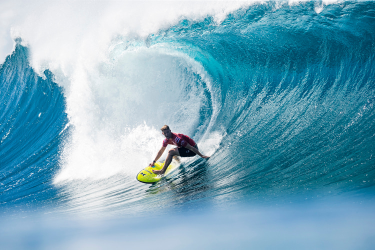 World Surf League: the Covid-19 pandemic put an end to the 2020 pro surfing season | Photo: WSL