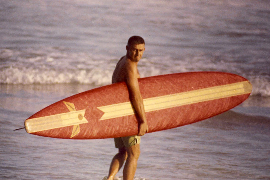 John Whitmore: one of the most influential South African surfers of all time