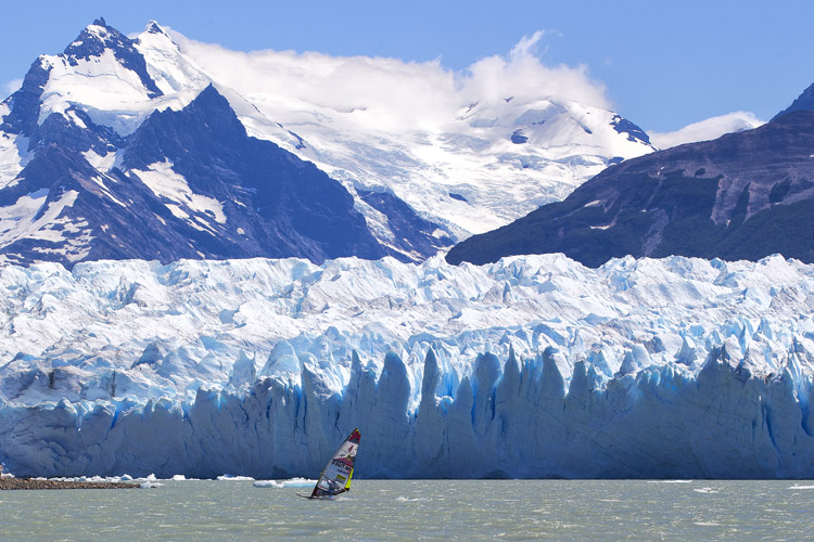 Marco Lang: sailing in Argentina through the eyes of John Carter | Photo: John Carter