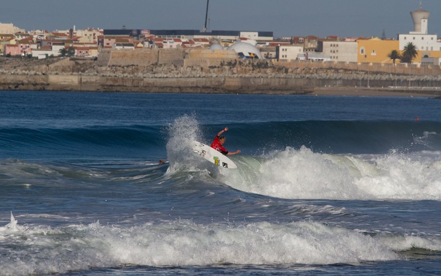 John John Florence: exploring the Portuguese slabs and beach breaks