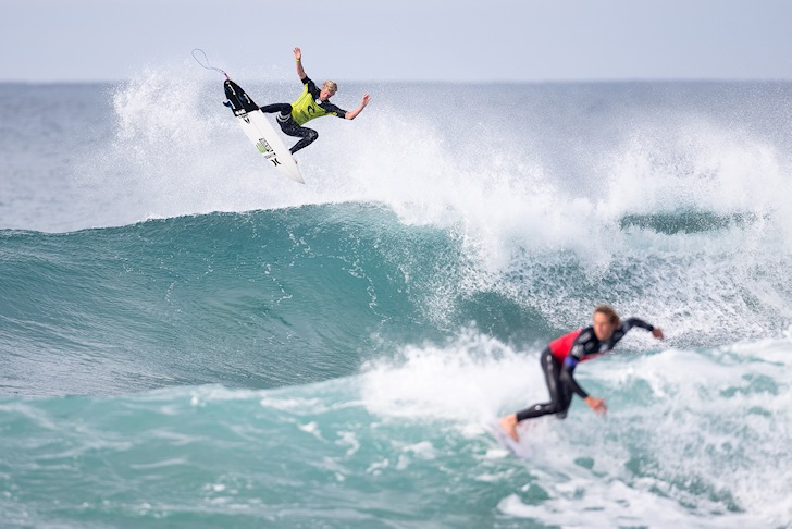 John John Florence: flying for a Perfect 10