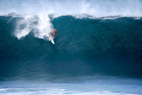 John John Florence: the Pipeline wonder boy