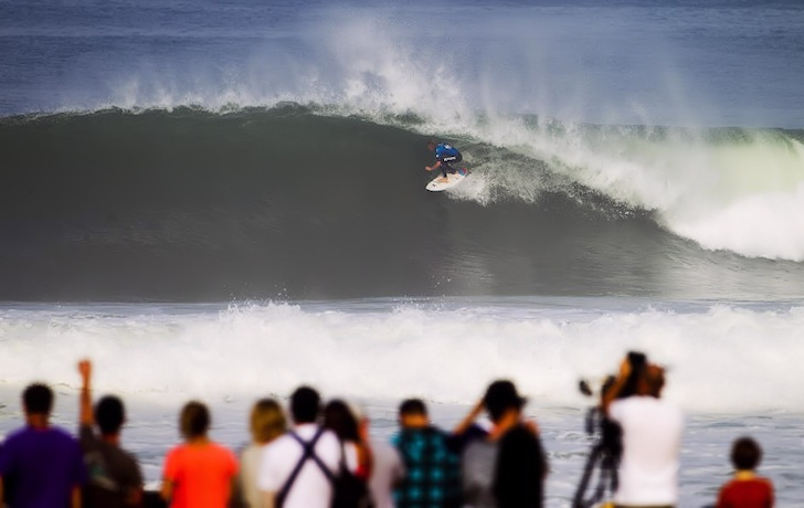 John John Florence: king of French beach breaks | Photo: ASP/Poullenot