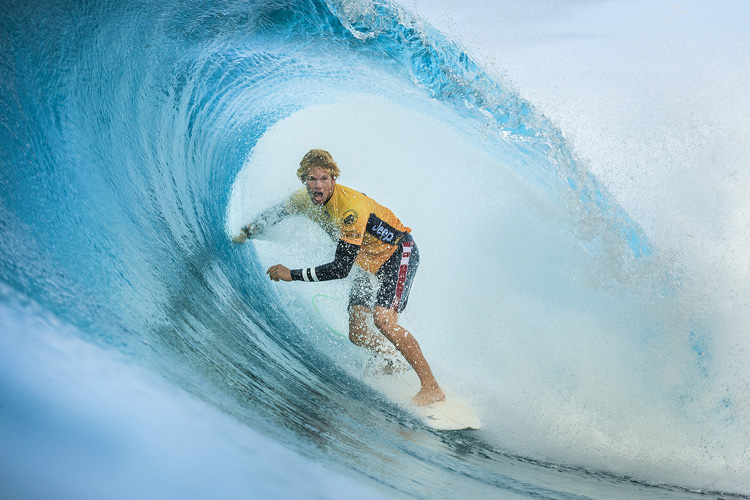 John John Florence: he claimed back-to-back world titles| Photo: Poullenot/WSL