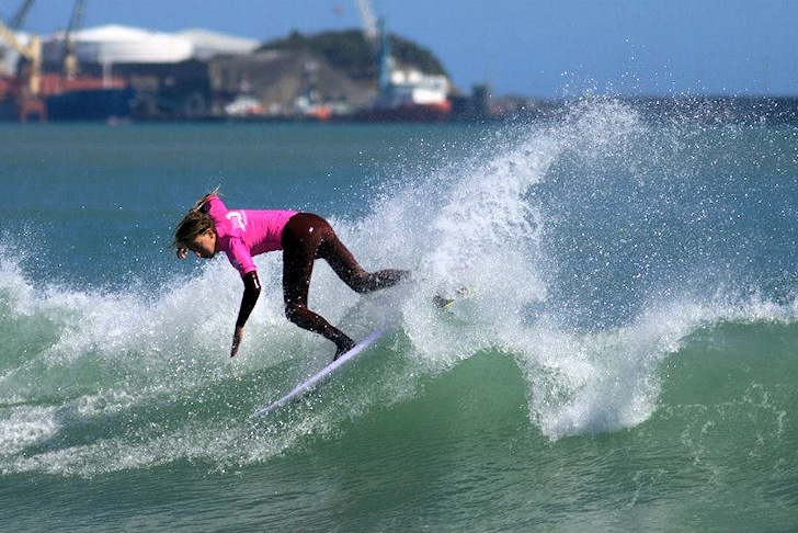 Jordan Griffin: the future of Kiwi surfing | Photo: Col/Surf2Surf.com