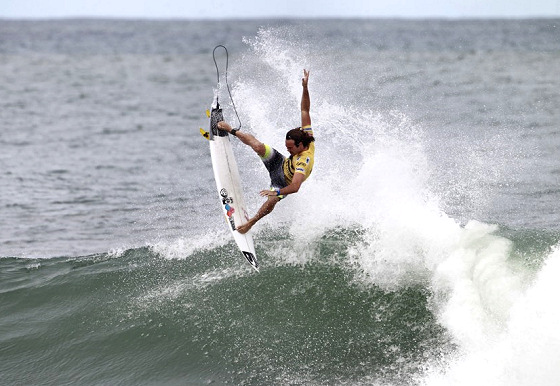 Jordy Smith: first ever ASP World Tour victory
