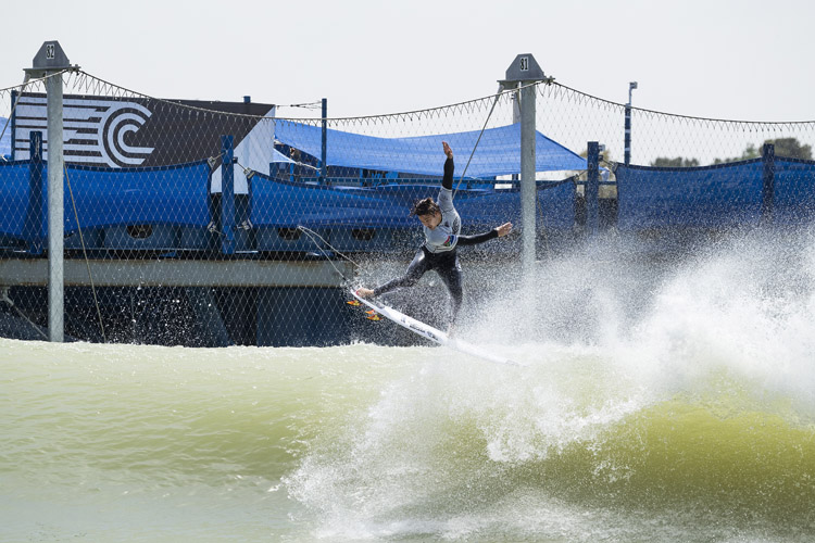 New era as world's best surfers compete on artificial waves
