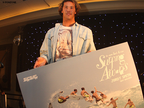 Jordy Smith: he rules South Africa | Photo: Zigzag Magazine