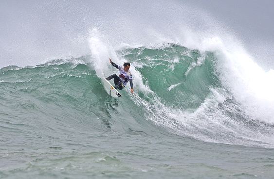 Jordy Smith Wins O'Neill Cold Water Classic in Tasmania Australia