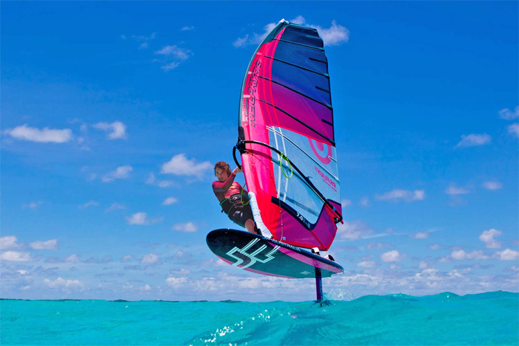 HydroFoil: the new foil windsurfing boards by JP Australia | Photo: JP Australia