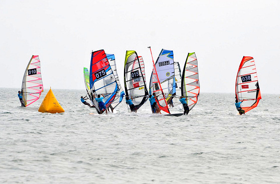JP Surf4You Slalom Cup 2014: as tight as it can be