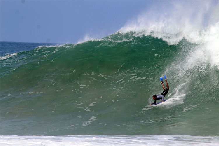 Juan de Dios: a fearless Puerto Escondido local | Photo: Miguel Diaz/West Side