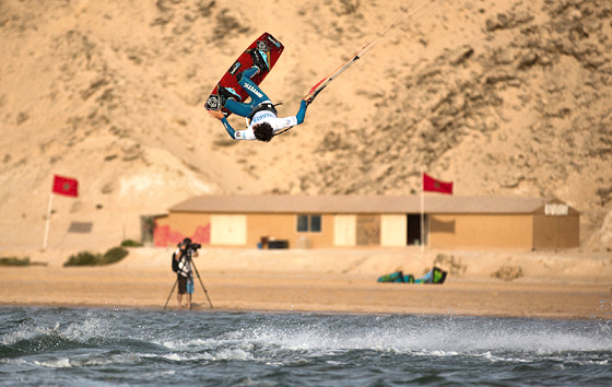 Kiteboarding: freestyle is for free souls