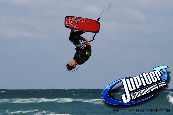 Jupiter Kiteboarding Invasion