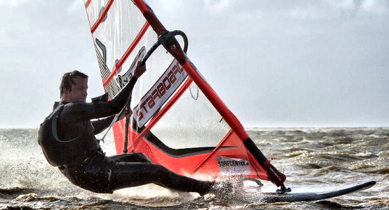 Jurjen van der Noord: speed windsurfing king