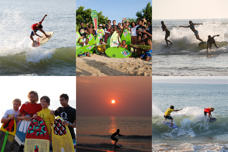 2015 Kalemba International Skimboarding Competition: an Angolan success story | Photos: Sumol Angola