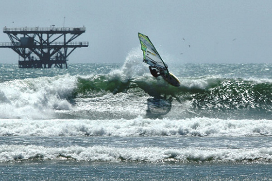 South American Wavesailing Championship: Sadi is everyhwere